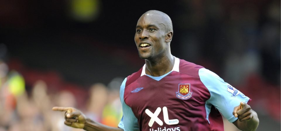 Carlton Cole looks back on his relationship with the West Ham fans