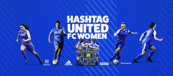 hashtag women header