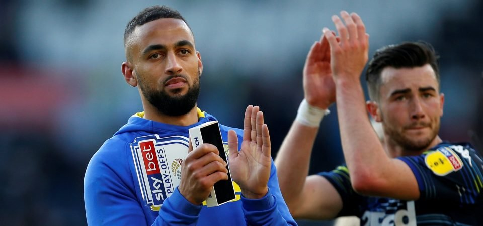 Glasgow Rangers have discovered a bargain buy in former Leeds striker Kemar Roofe