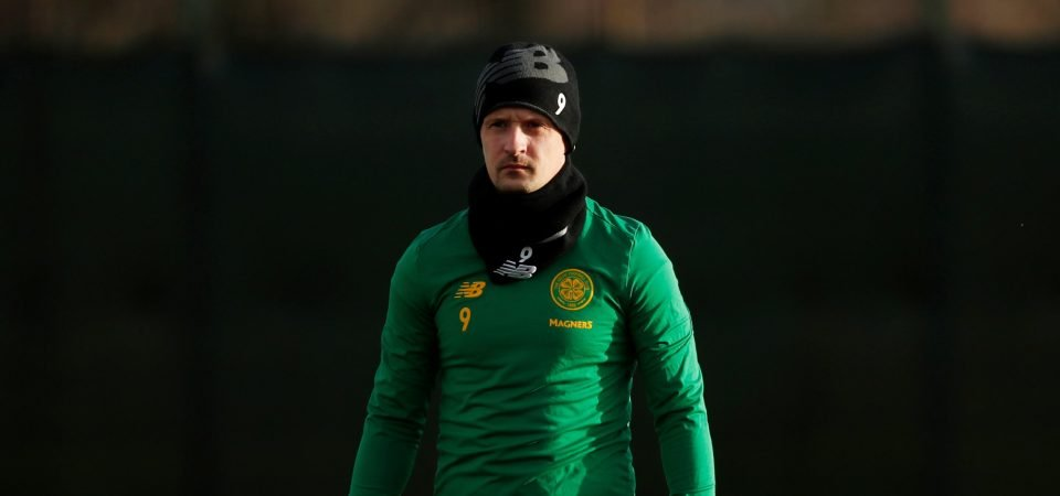 Celtic fans are absolutely loving this Leigh Griffiths footage