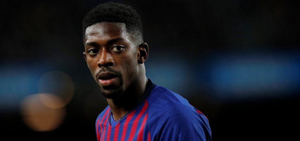 Manchester United: Red Devils should not sign injury-plagued Dembele