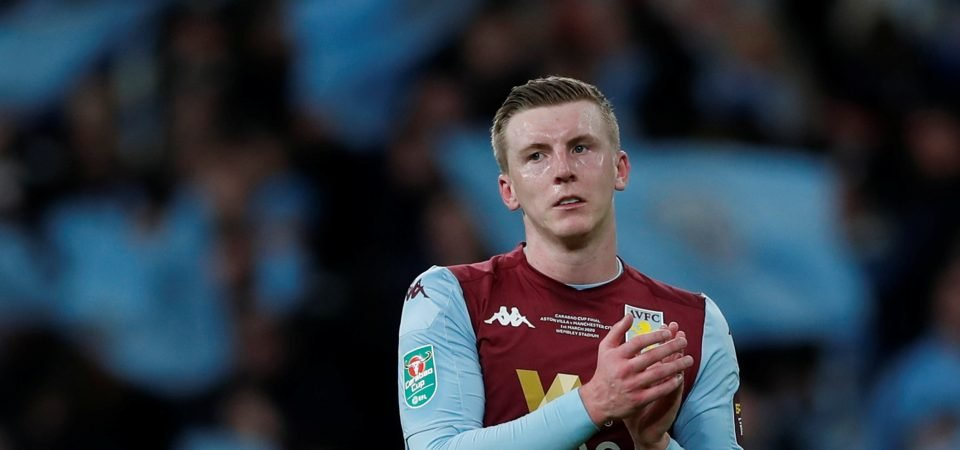 Aston Villa defender Matt Targett a major doubt ahead of Newcastle clash