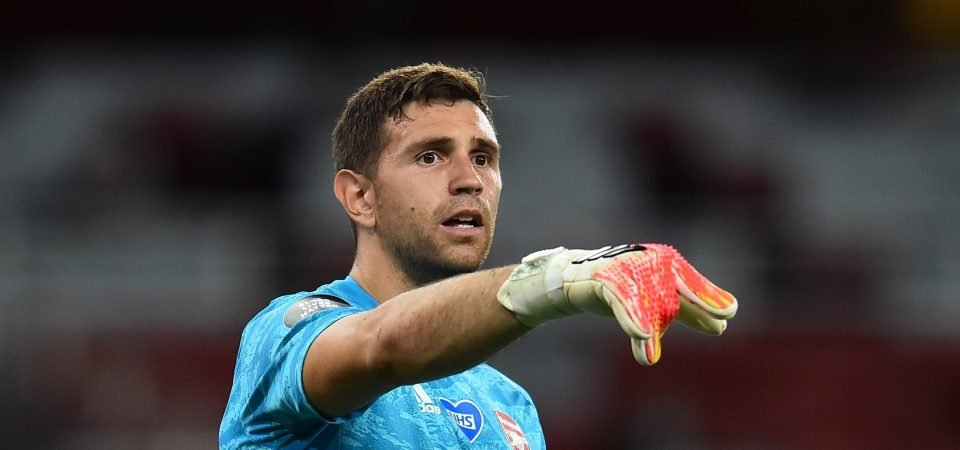 Villa must clinch Emiliano Martinez signing amid transfer update