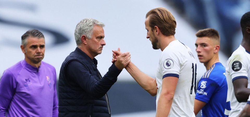 Exclusive: Pundit points at Harry Kane factor in Jose Mourinho's Tottenham exit