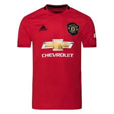 Manchester United 2019-20 Home Shirt
