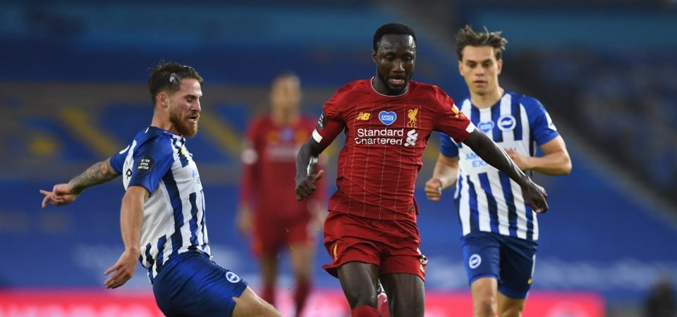 Crystal Palace interested in signing Naby Keita