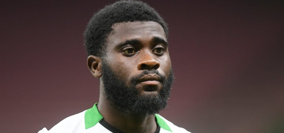 Leicester City must swoop for Jeremie Boga this summer