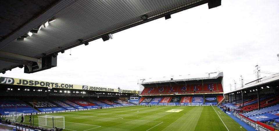 Exclusive: Pundit suggests finances have complicated Crystal Palace's manager search