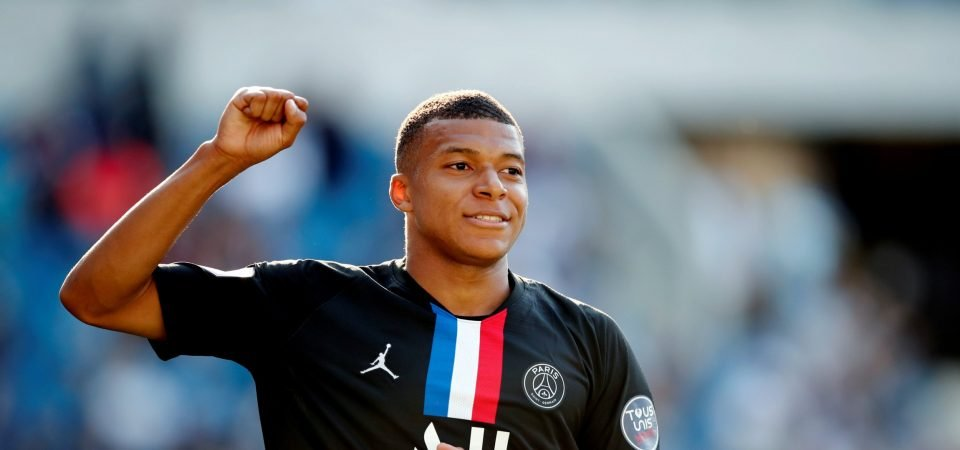 Liverpool can evolve their front three by signing Kylian Mbappe