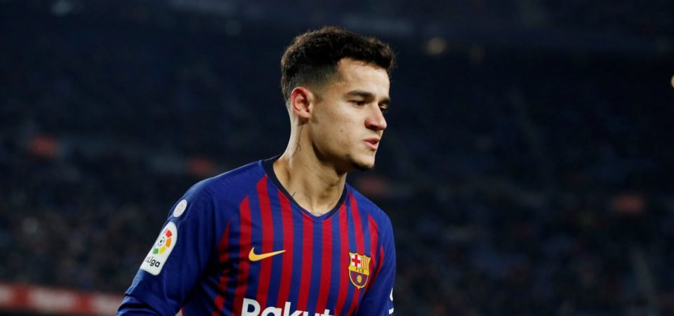 Exclusive: Pundit lauds Liverpool for Coutinho sale as new exit reports emerge