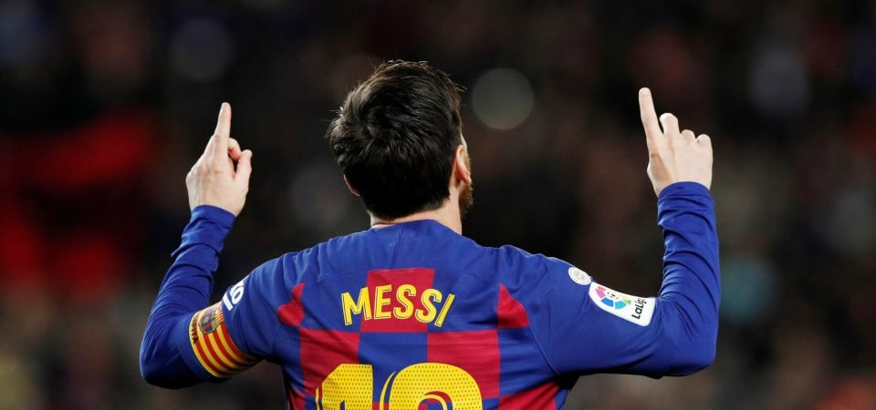 Manchester City: Lionel Messi transfer hopes dashed