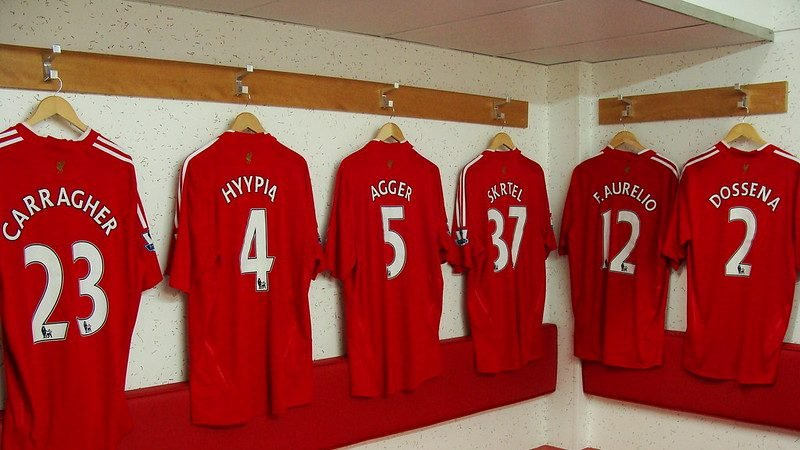 The Detailed History of Liverpool FC's Kit