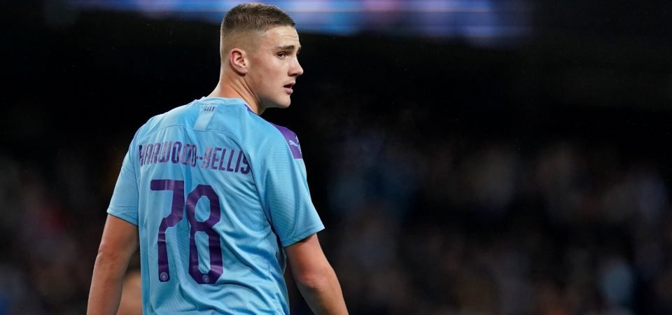 Leeds could sign a new Ben White in Man City starlet Taylor Harwood-Bellis