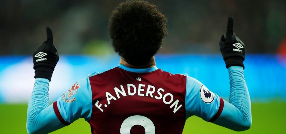Felipe Anderson: West Ham flop sees market value crash £27m in 15-months