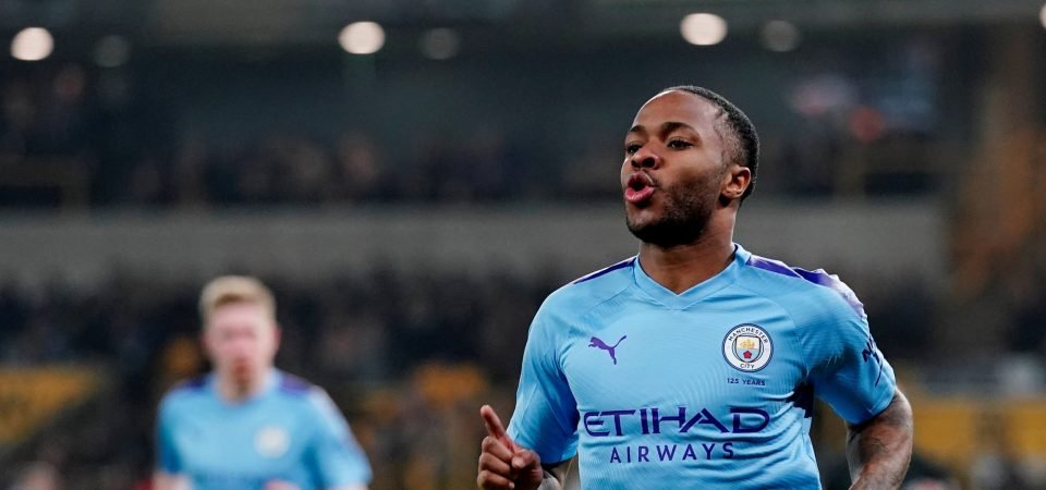 Manchester City: Real Madrid want Sterling