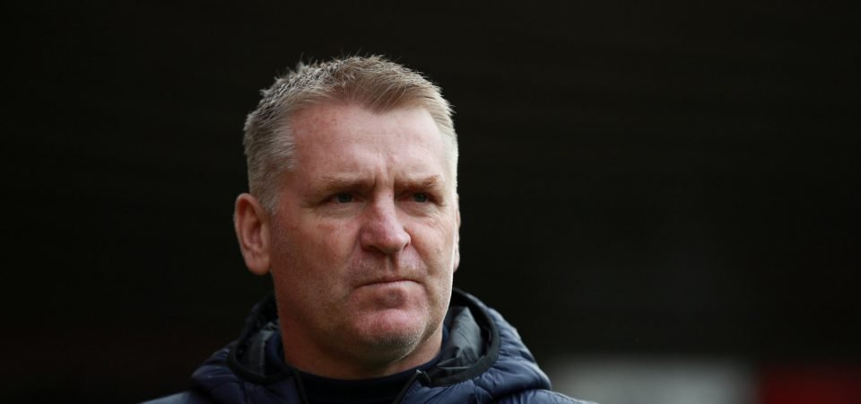 Aston Villa make two key backroom appointments, Dean Smith will be buzzing