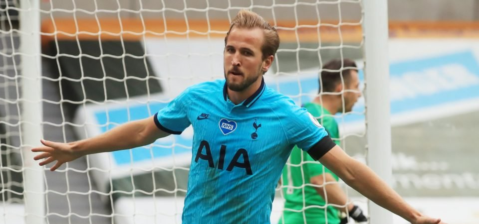 Exclusive: Pundit can see Manchester City moving for Harry Kane this summer