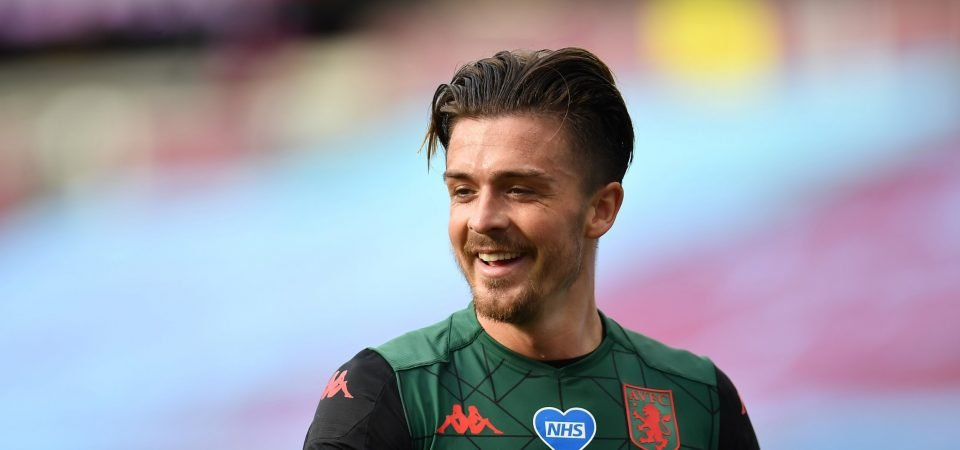 Man Utd may live to regret missing out on Aston Villa captain Jack Grealish