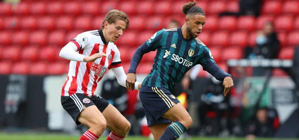 Tyler Roberts was invisible once again during Leeds win over Sheffield United