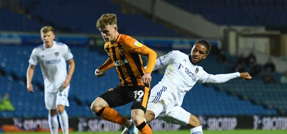 Leeds ace Tyler Roberts badly let Bielsa down in the Carabao Cup