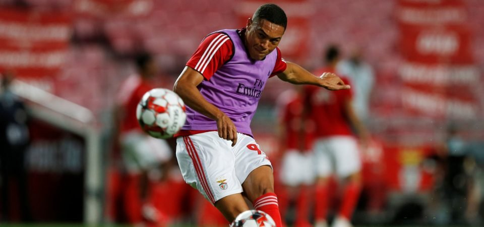Benfica's Carlos Vinicius could become Mourinho's new Drogba at Spurs