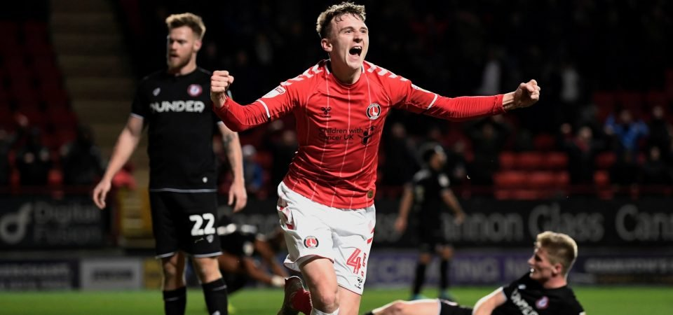 Fulham must seal January deal for Charlton's Alfie Doughty