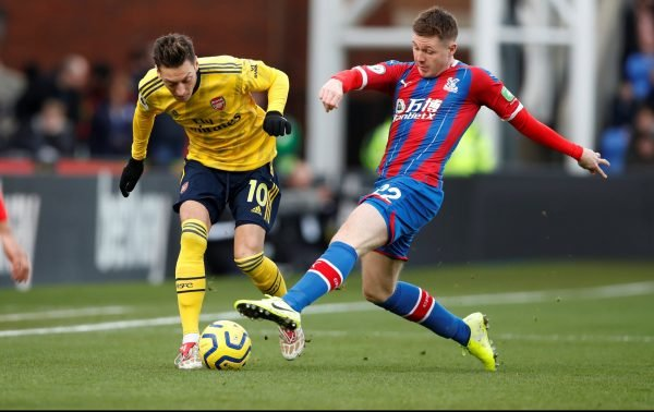 Wake up Parish: Crystal Palace can't afford to lose £4m-rated enforcer in January- opinion
