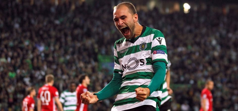 Spurs could secure Mourinho's next Diego Costa with Bas Dost swoop