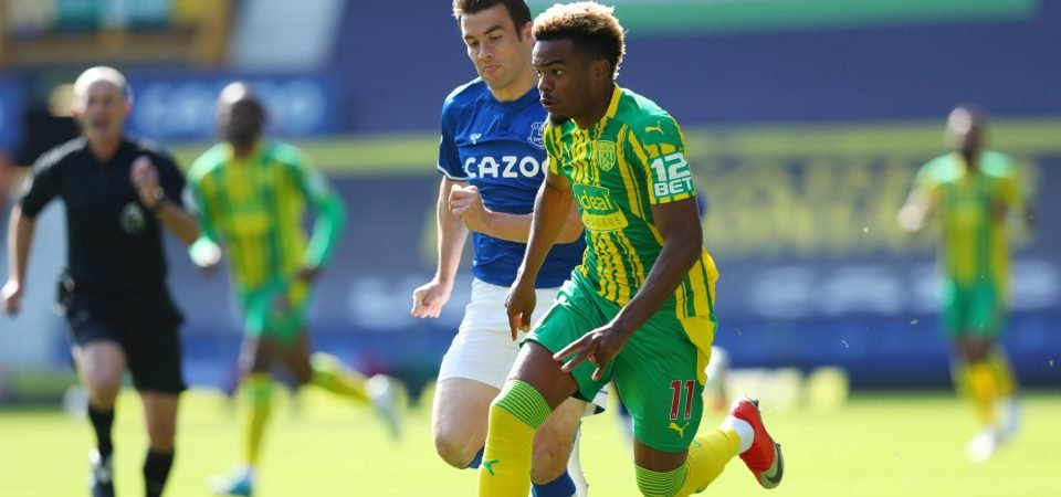 Grady Diangana at risk of becoming another Nacer Chadli at West Brom