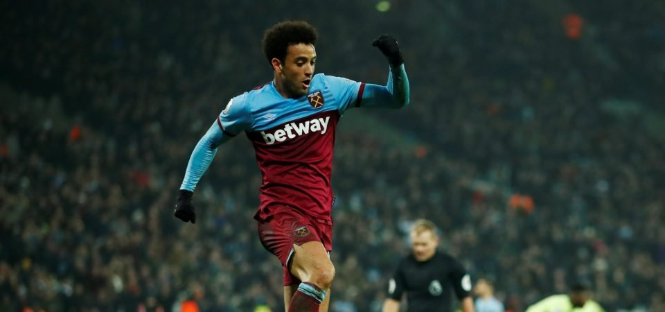 West Ham: Anderson agrees terms with Lazio