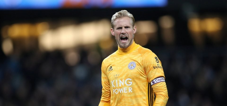 Leicester City: Kasper Schmeichel put in a poor display against Spurs