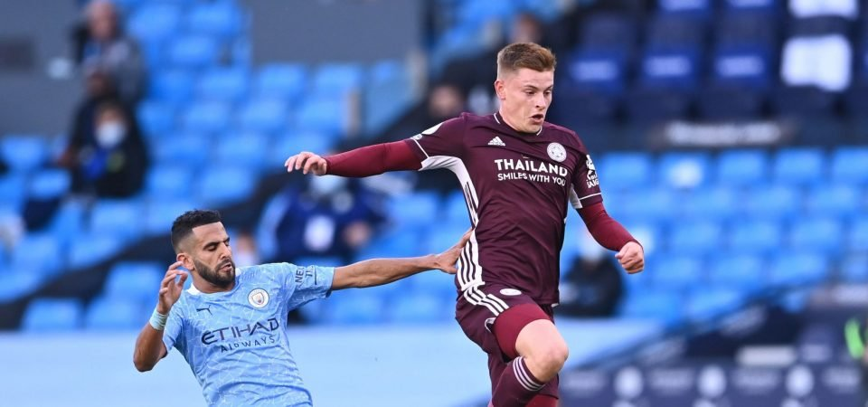 Leicester City: Harvey Barnes set to agree new contract