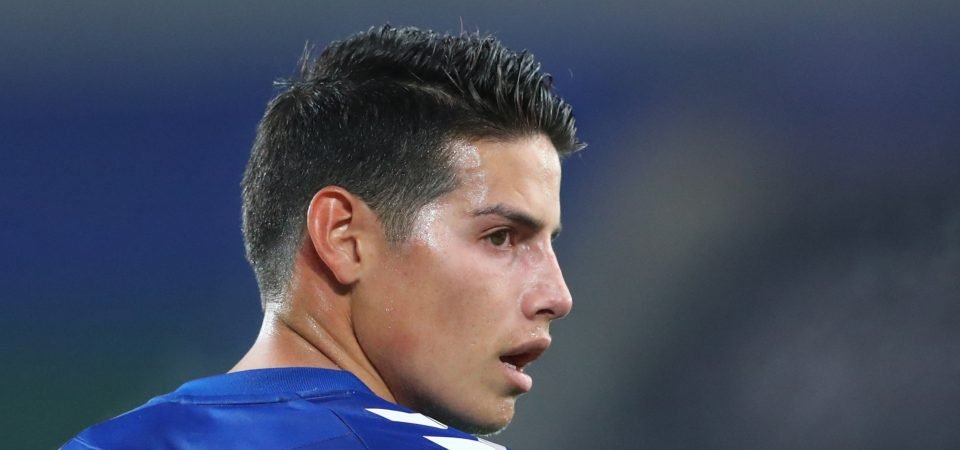 Everton being without James Rodriguez may not be a boost for Southampton after all