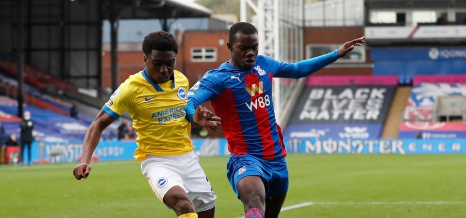 Steve Parish must convince Crystal Palace's Tyrick Mitchell to sign new contract