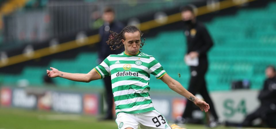 AC Milan's Diego Laxalt offer could convince Celtic to sell Kristoffer Ajer