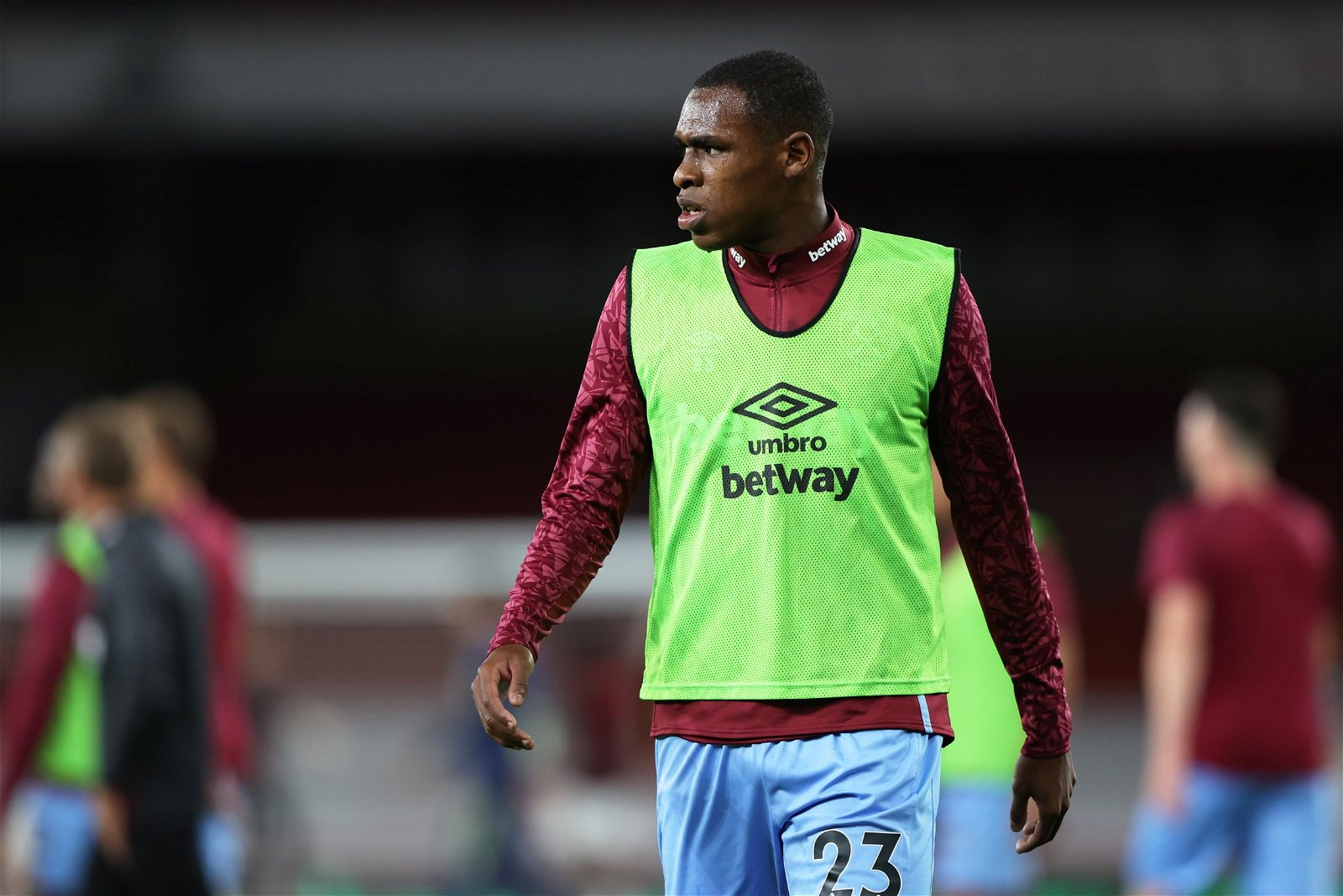 issa-diop-west-ham-united-arsenal-emirates-stadium-premier-league
