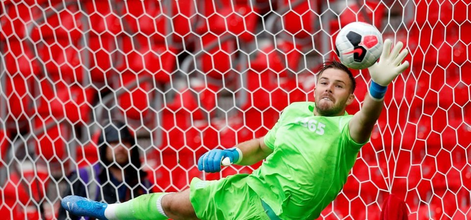 Crystal Palace make huge deadline day call on Jack Butland which could pay off
