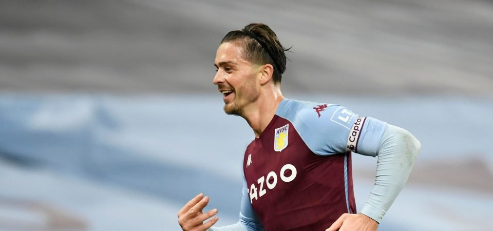 Aston Villa must start Jack Grealish tonight vs Spurs