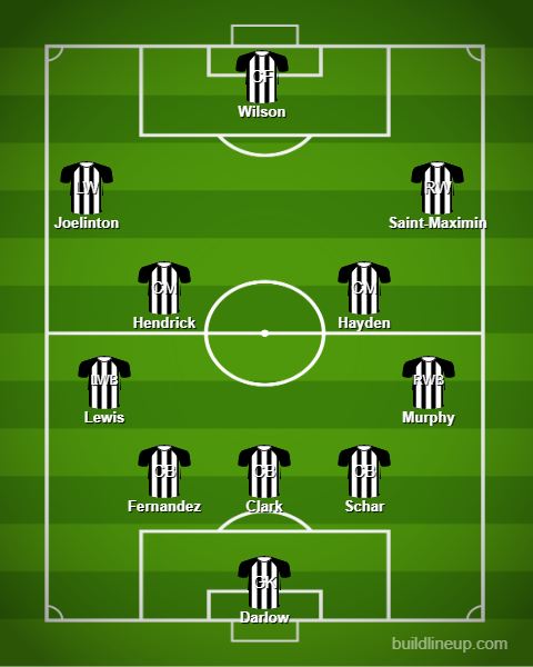 Newcastles predicted line up vs Everton - Joelinton returns, £20m ace axed as Bruce makes big call: Predicted NUFC XI vs Everton - opinion