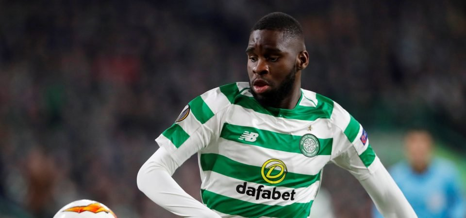 Leicester City end talks to sign Odsonne Edouard