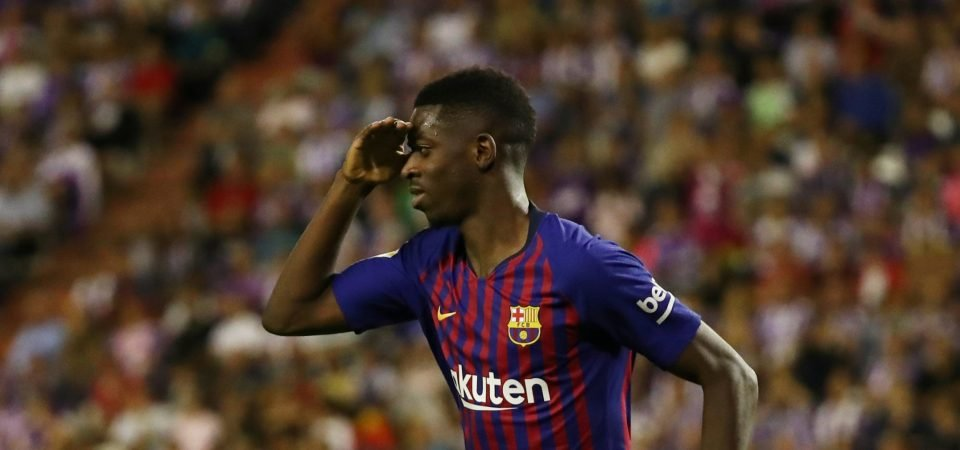 Manchester United must avoid Ousmane Dembele this summer