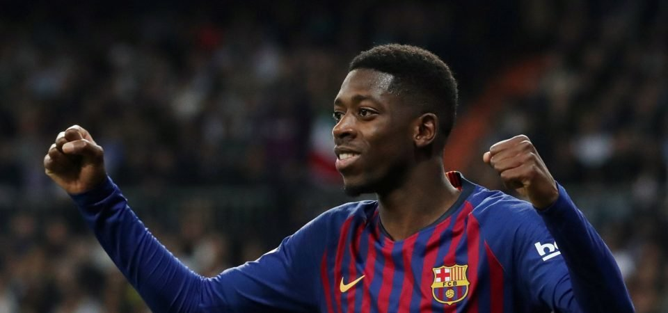 Manchester United: Red Devils handed big blow in Ousmane Dembele chase