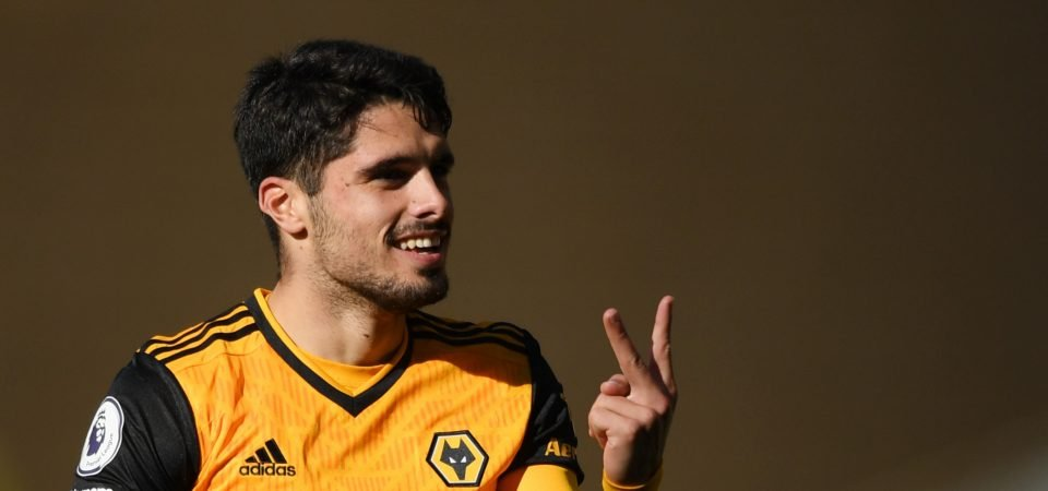 Manchester United: Red Devils must secure Wolves' Pedro Neto