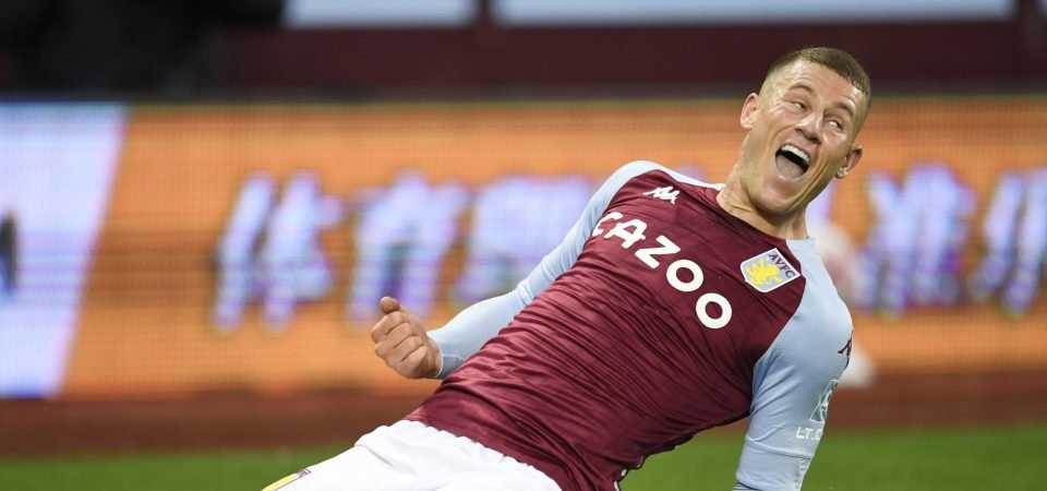 Aston Villa must start Ross Barkley against Man City in the Premier League