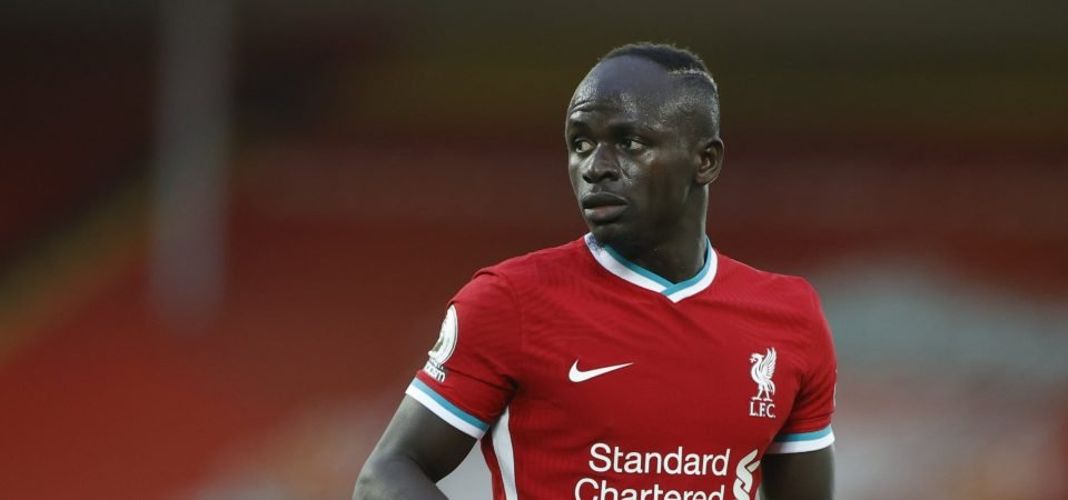 Liverpool: Sadio Mane has disaster in Madrid
