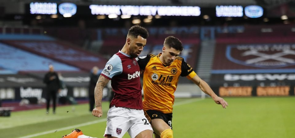 Ryan Fredericks: David Moyes tipped to sell out-of-favour West Ham defender