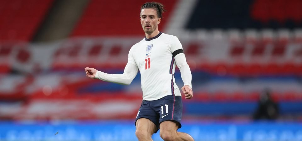 Spurs may forever regret not signing Jack Grealish in 2018