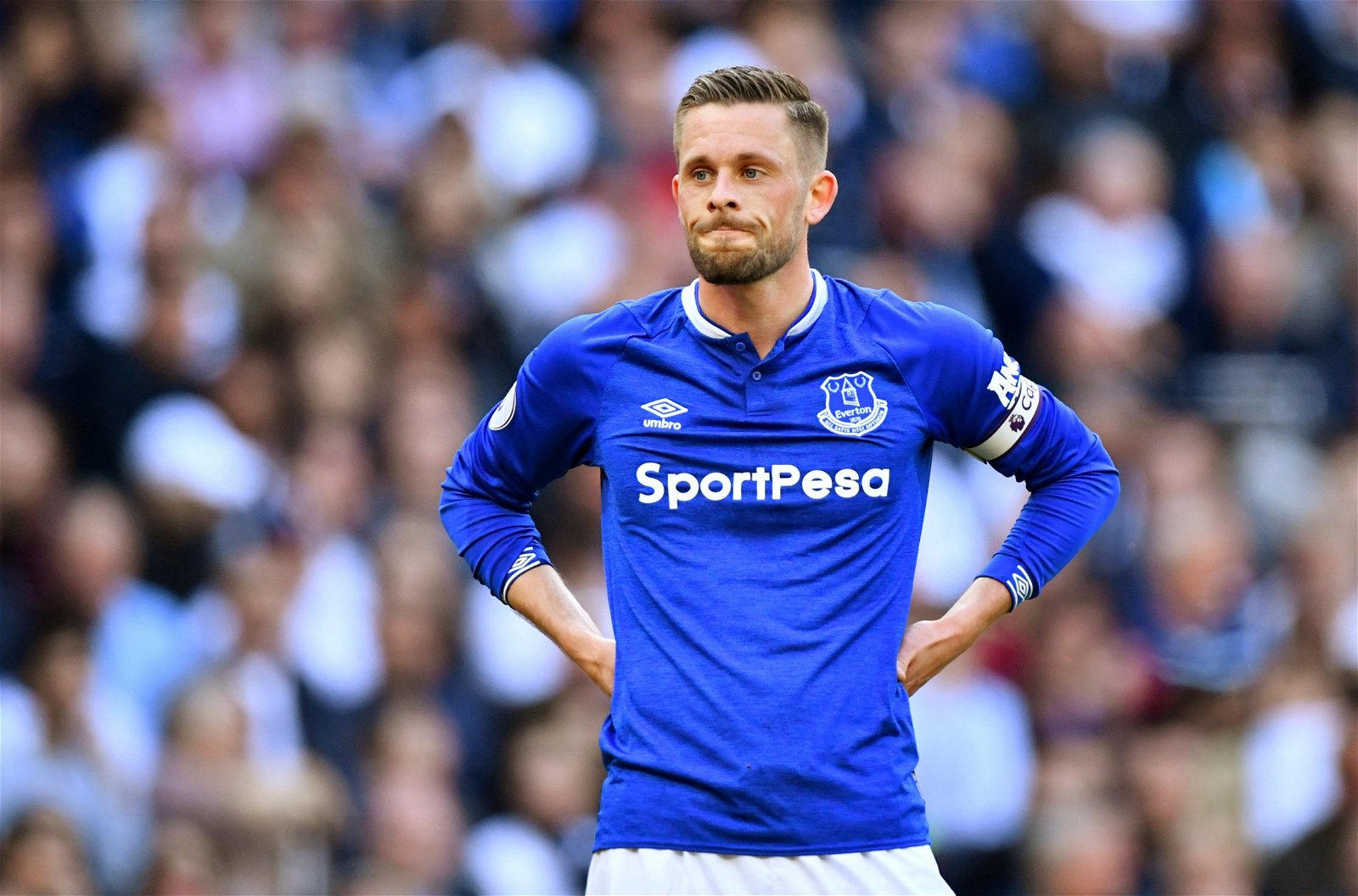 everton midfielder gylfi sigurdsson captain - Once valued £45m, now rated £16.2m: Levy played a blinder with Spurs' Villas-Boas flop - opinion