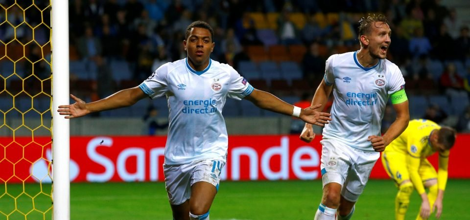 Liverpool must swoop for Donyell Malen this summer