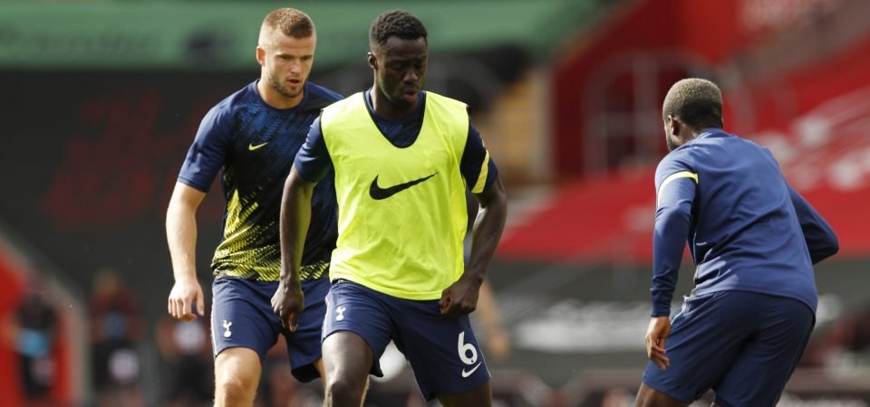 Davinson Sanchez must be on borrowed time after latest Spurs clanger